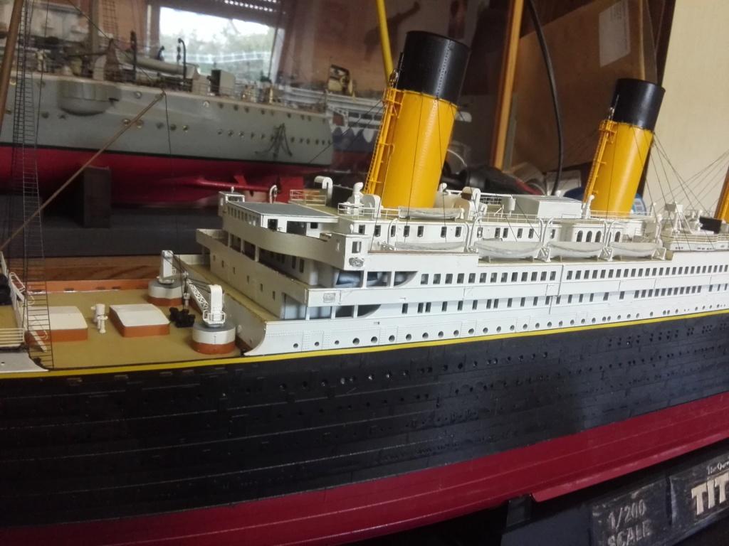 RMS Titanic / Trumpeter, 1:200 - als RC Version - Seite 6 Img_2727