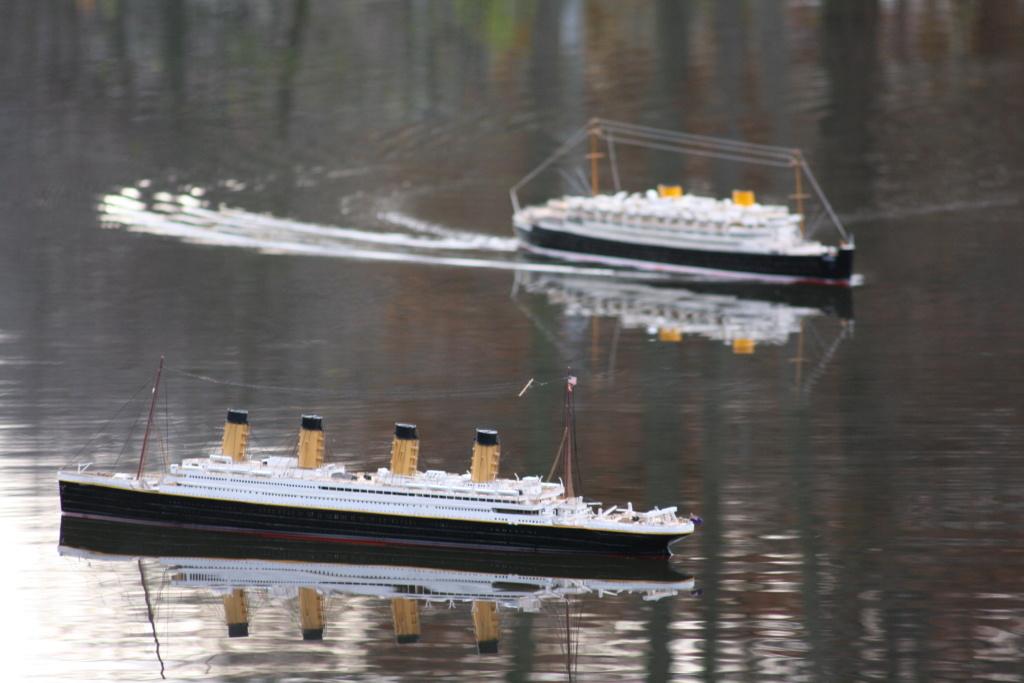 RMS  Titanic / Academy, 1:400 Img_6220