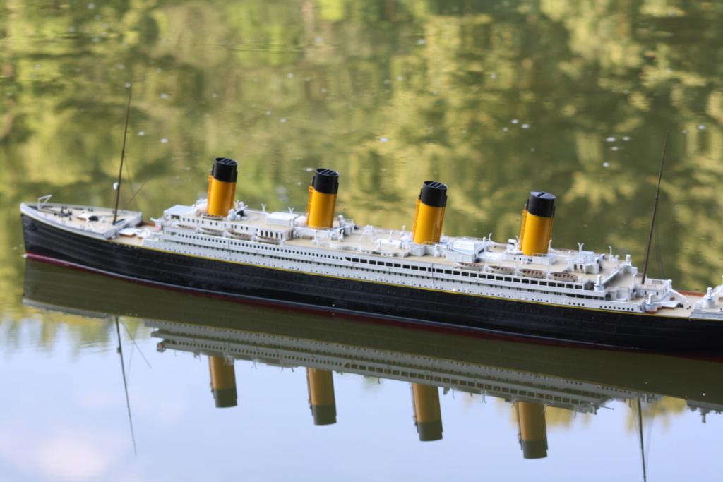RMS Titanic / Trumpeter, 1:200 - als RC Version - Seite 5 Img_7810
