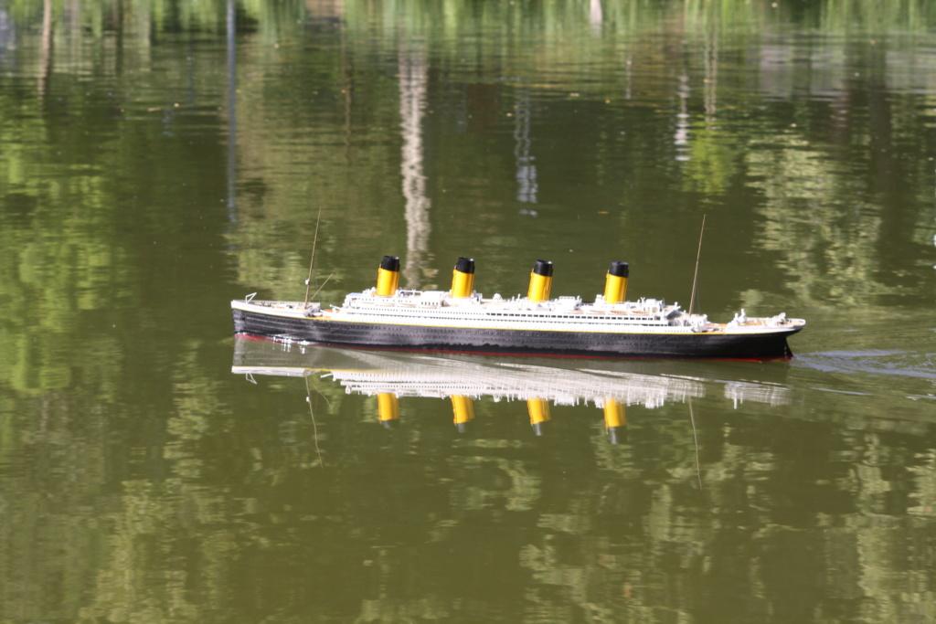 RMS Titanic / Trumpeter, 1:200 - als RC Version - Seite 5 Img_7811
