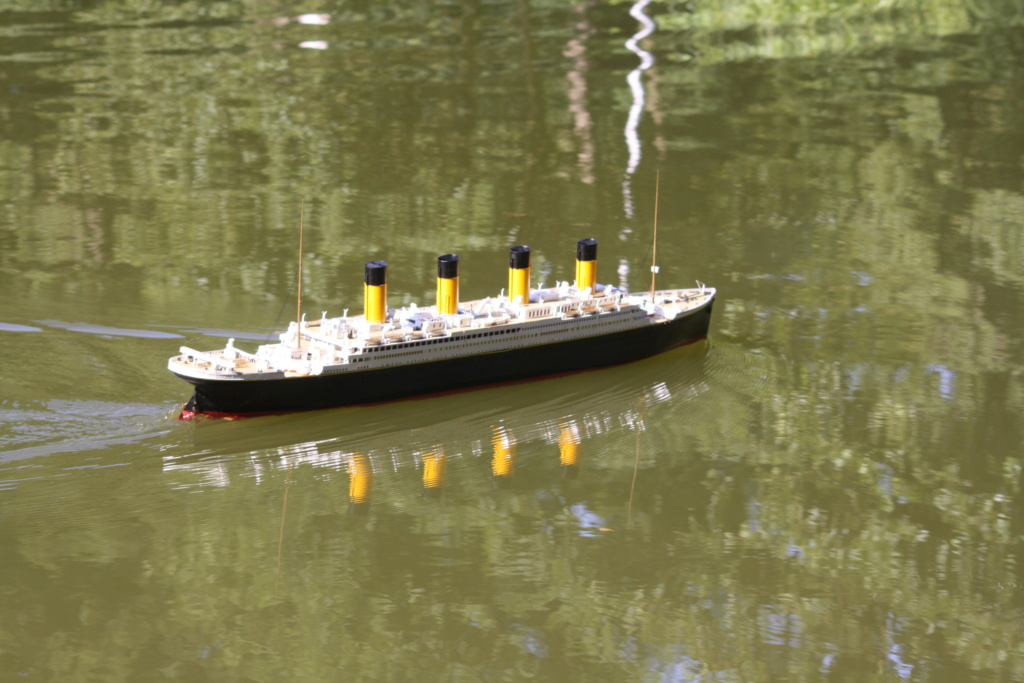 RMS Titanic / Trumpeter, 1:200 - als RC Version - Seite 5 Img_7913