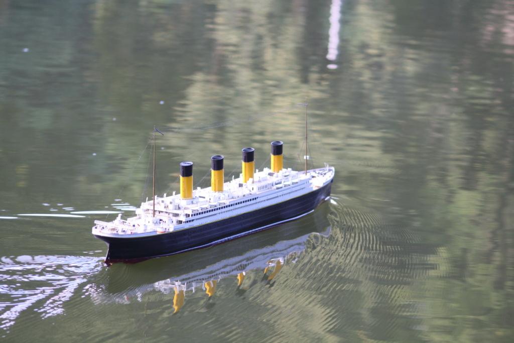 RMS Titanic / Trumpeter, 1:200 - als RC Version - Seite 6 Img_8411