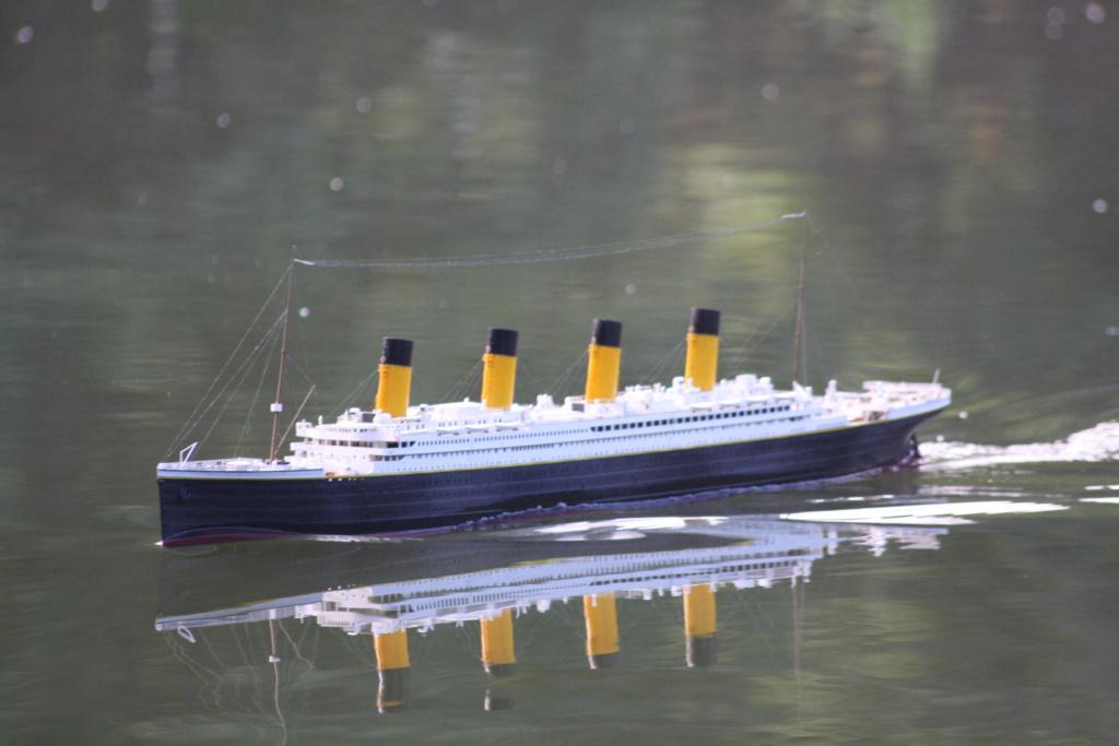 RMS Titanic / Trumpeter, 1:200 - als RC Version - Seite 6 Img_8412