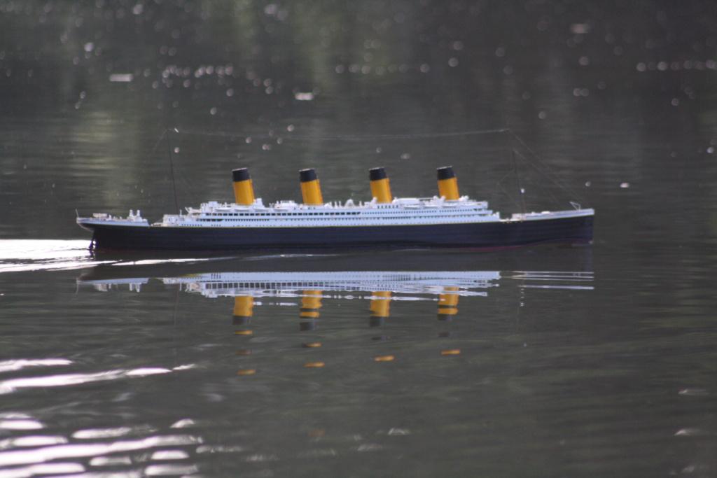 RMS Titanic / Trumpeter, 1:200 - als RC Version - Seite 6 Img_8413