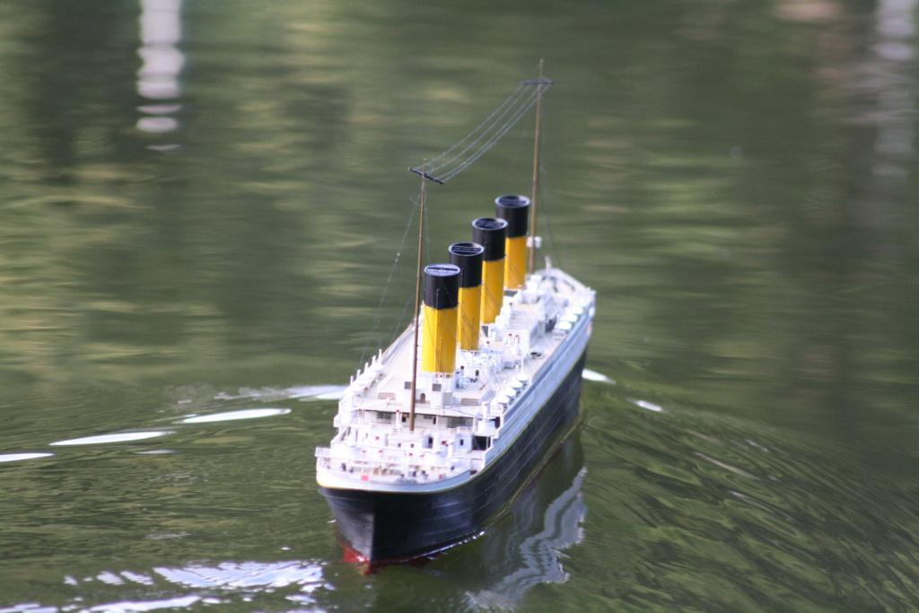 RMS Titanic / Trumpeter, 1:200 - als RC Version - Seite 6 Img_8414