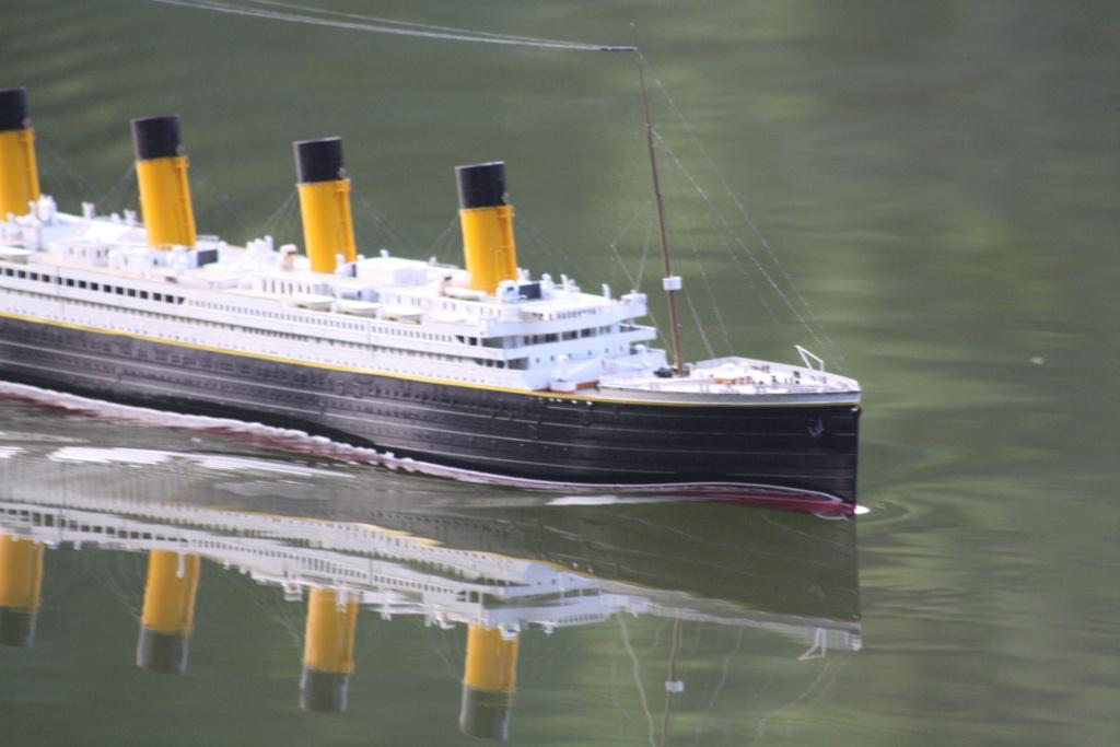 RMS Titanic / Trumpeter, 1:200 - als RC Version - Seite 6 Img_8415