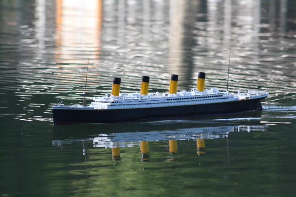 RMS Titanic / Trumpeter, 1:200 - als RC Version - Seite 6 Img_8419
