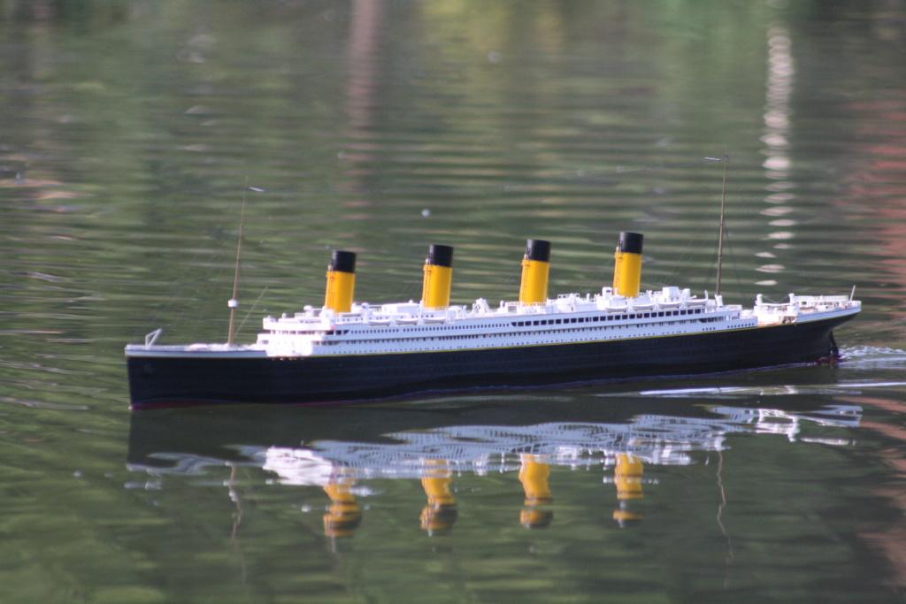 RMS Titanic / Trumpeter, 1:200 - als RC Version - Seite 6 Img_8421