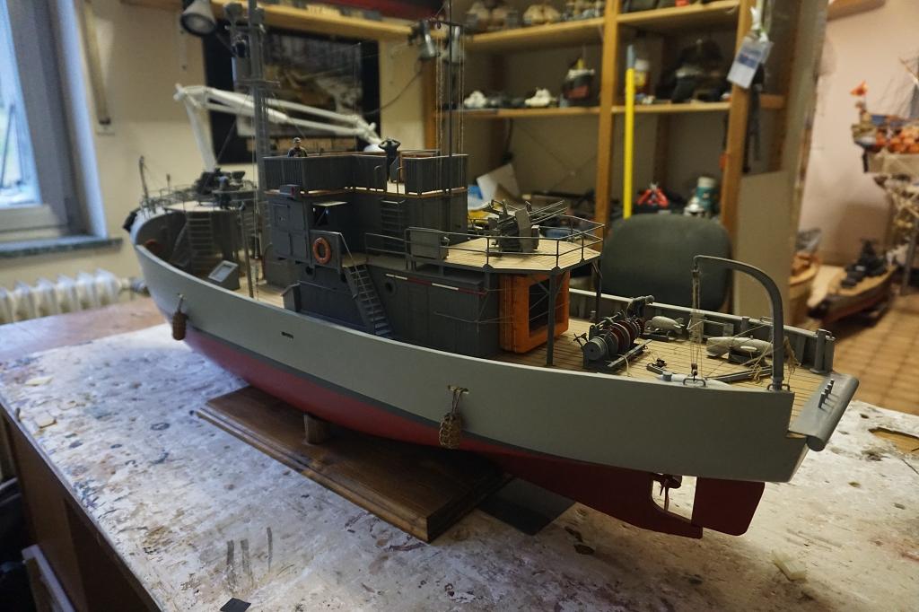 Fiktives deutsches Vorpostenboot oder Kriegsfischkutter 1944 K-dsc013