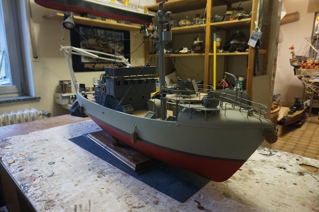 Fiktives deutsches Vorpostenboot oder Kriegsfischkutter 1944 K-dsc015