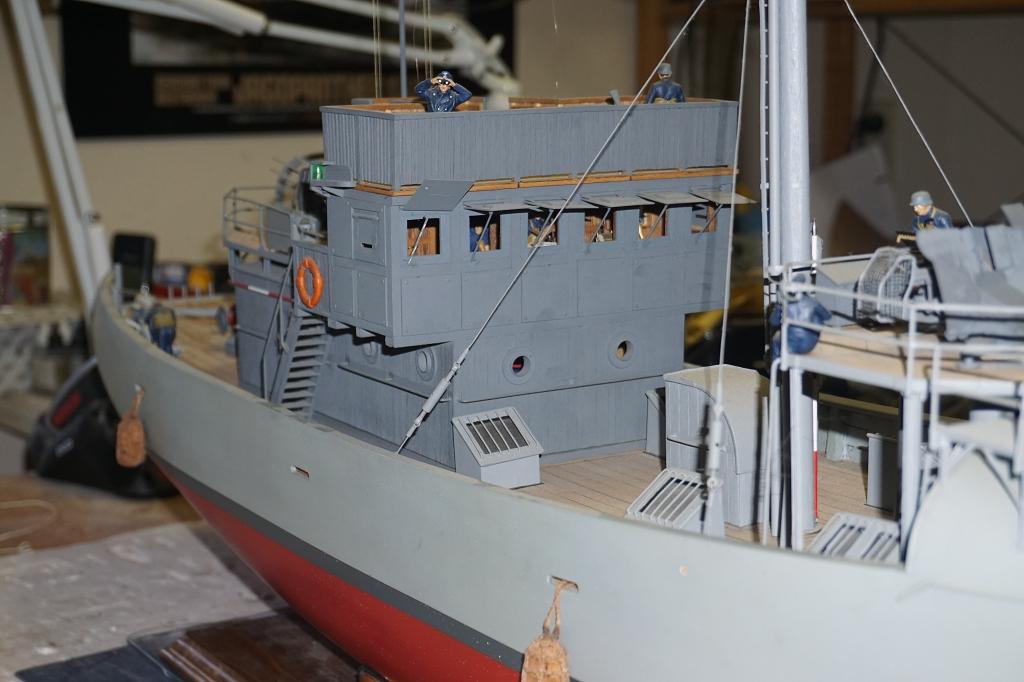Fiktives deutsches Vorpostenboot oder Kriegsfischkutter 1944 K-dsc016