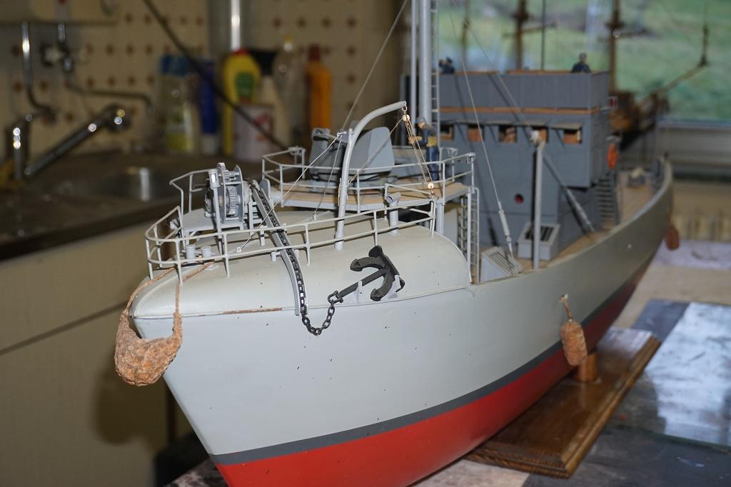 Fiktives deutsches Vorpostenboot oder Kriegsfischkutter 1944 K-dsc019