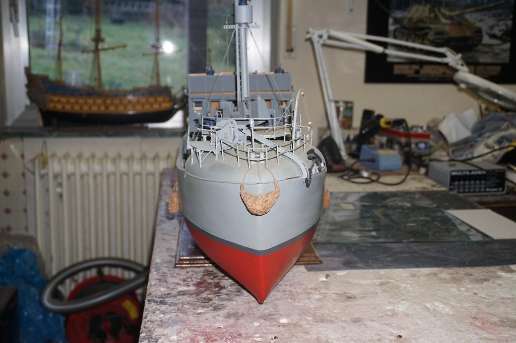 Fiktives deutsches Vorpostenboot oder Kriegsfischkutter 1944 K-dsc021