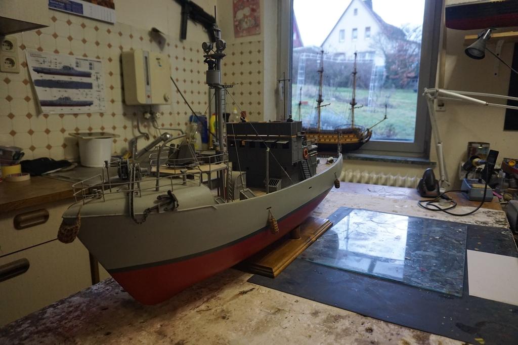 Fiktives deutsches Vorpostenboot oder Kriegsfischkutter 1944 K-dsc023