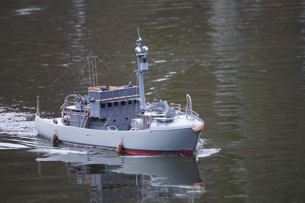 Fiktives deutsches Vorpostenboot oder Kriegsfischkutter 1944 K-dsc030
