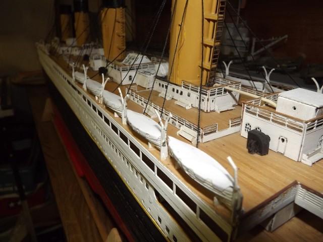 RMS Titanic von Krick im Maßstab 1/200 von November 2018 K-dscf16