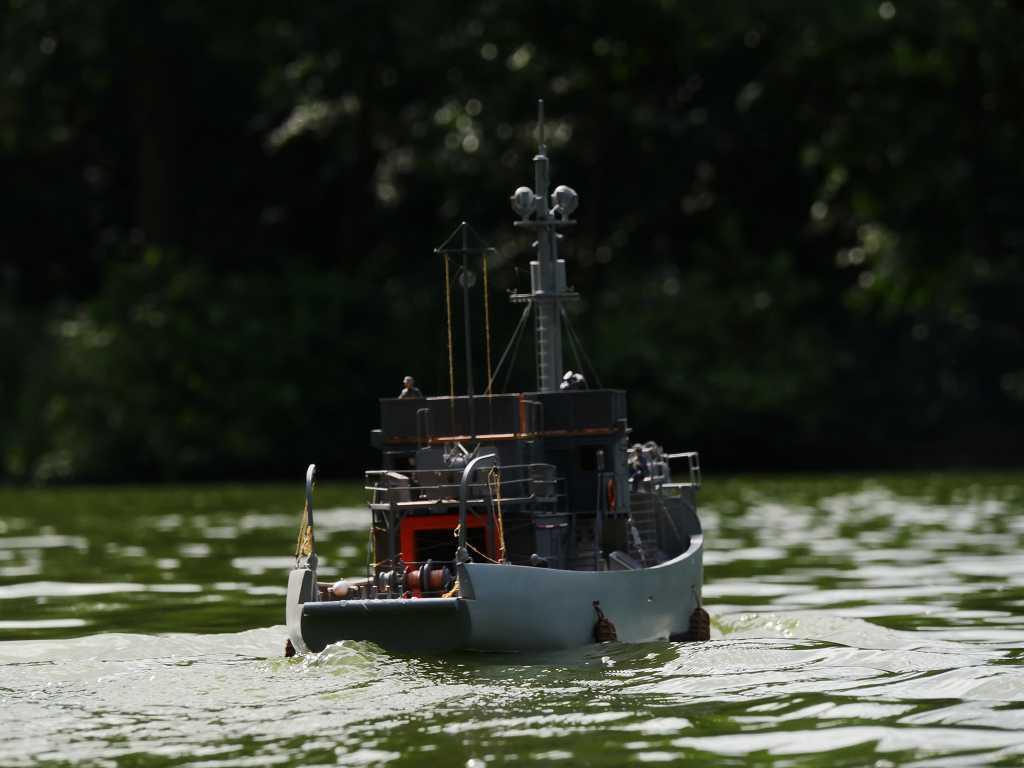 RC-Kriegsfischkutter in 1/35 K-p11823