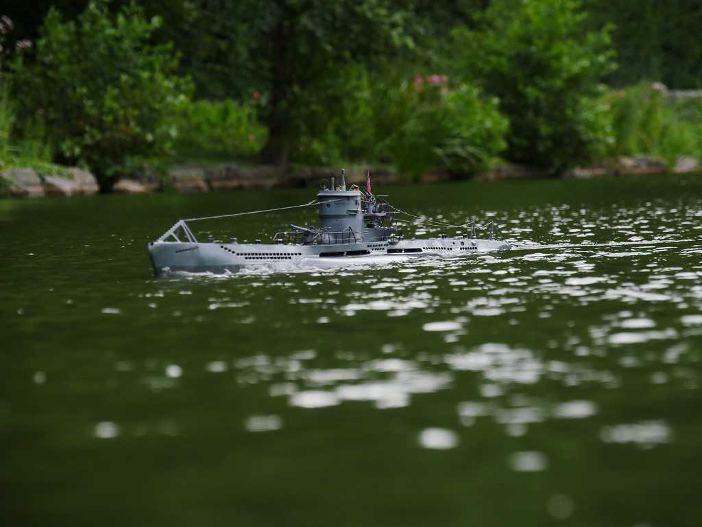 RC-Kriegsfischkutter in 1/35 K-p11825