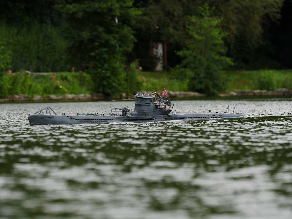 RC-Kriegsfischkutter in 1/35 K-p11826