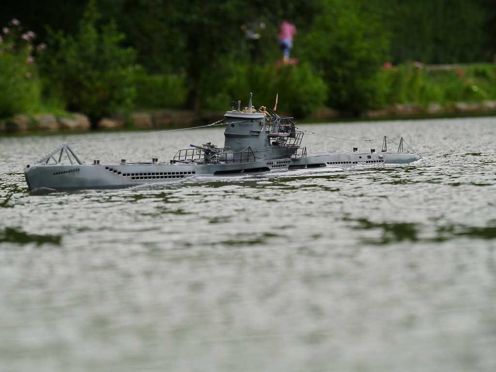 RC-Kriegsfischkutter in 1/35 K-p11827