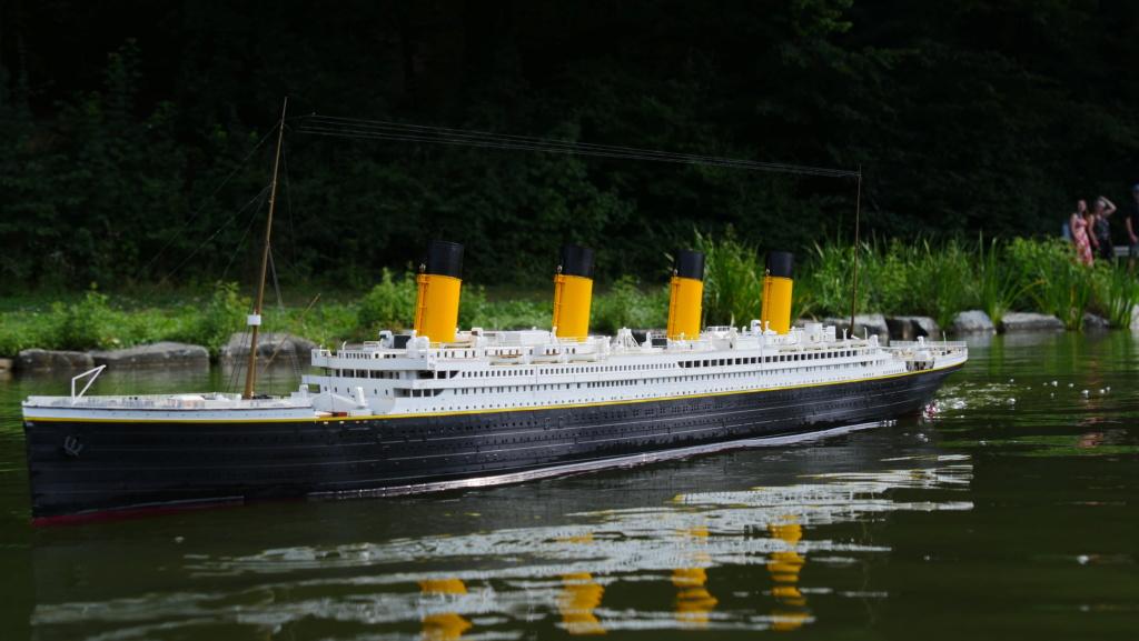 RMS Titanic / Trumpeter, 1:200 - als RC Version - Seite 5 P1090316