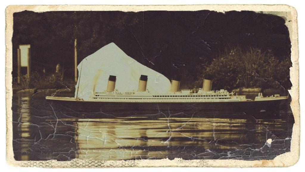 RMS Titanic / Trumpeter, 1:200 - als RC Version - Seite 5 P1090319