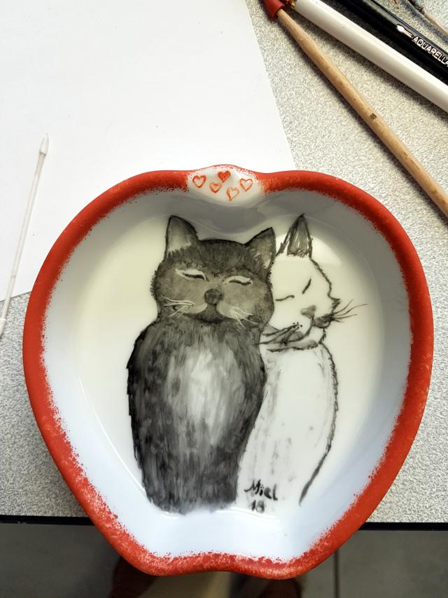 Peinture sur porcelaine - suite 1 20180312