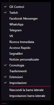 Opera GX, l'innovativo browser da gaming Cattur14