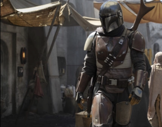 The Mandalorian, Disney+ Faadb910