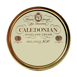 A&C Petersen Caledonian mélange N°10 Highland Cream Caledo11