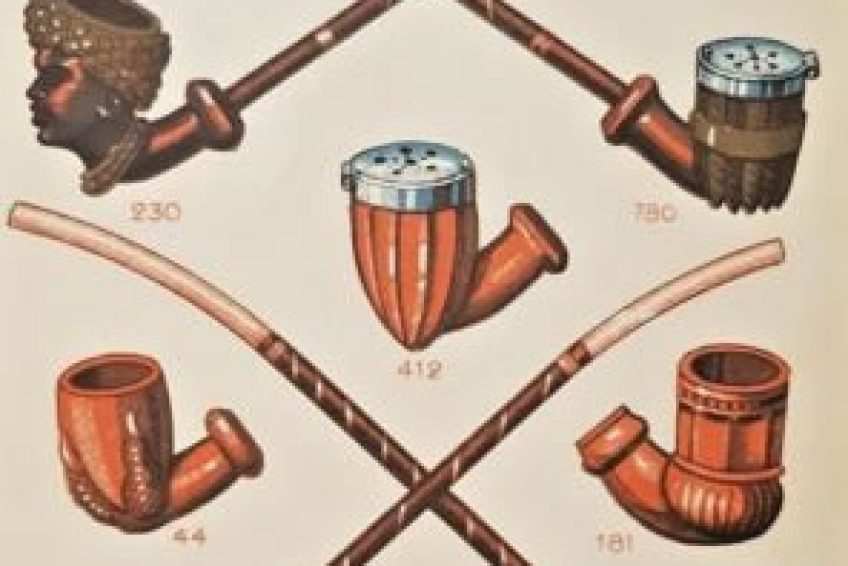 histoire -  Petite(s) histoire(s) de la pipe : Mais qui a taillé la première pipe en bruyère ? Partie 3 Fabriq11