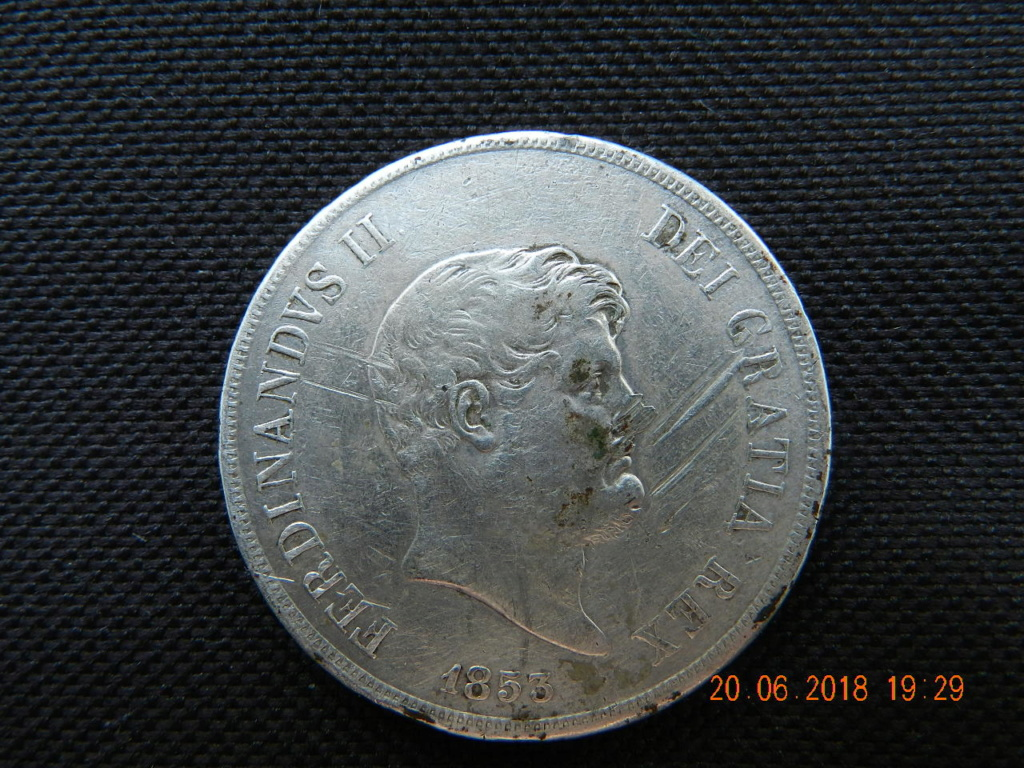 monnaie italienne Ferdin10