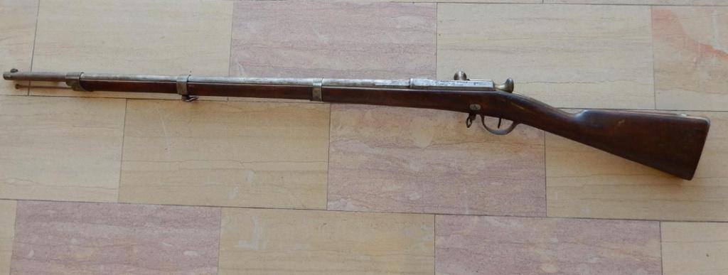 Fusil Chassepot de cavalerie d'Afrique. 111