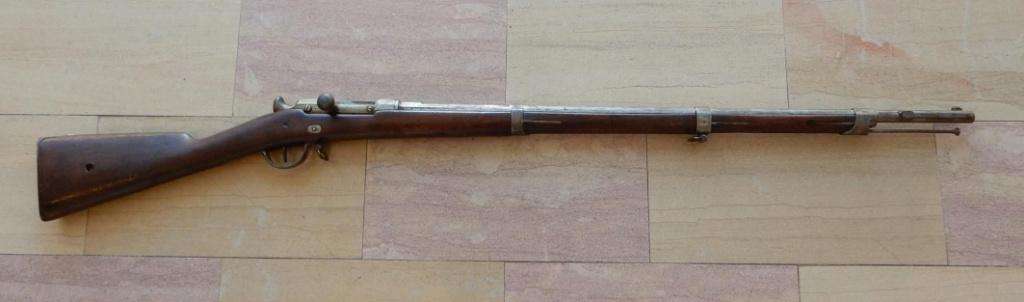 Fusil Chassepot de cavalerie d'Afrique. 211
