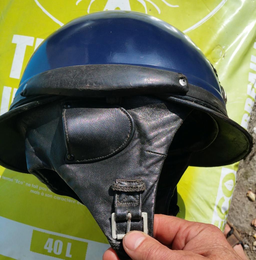 Casque motocycliste gendarmerie Mle 1933/41  214