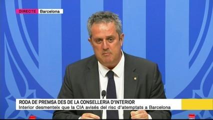 GOVERN | Comparecencia del Govern tras la intervención de las oficinas de Hacienda española por orden judicial 15041710