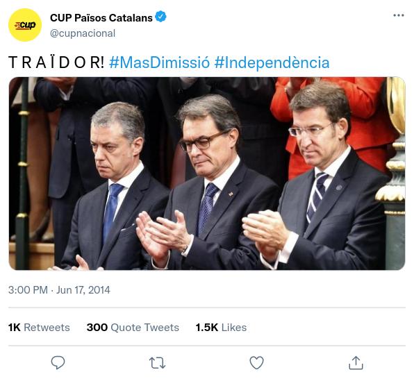 CUP Països Catalans - @cupnacional 2a3f4b10