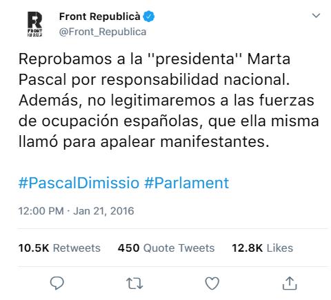 Front Republicà - @Front_Republica Baixa_21