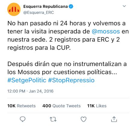 Esquerra Republicana - @Esquerra_ERC Baixa_23