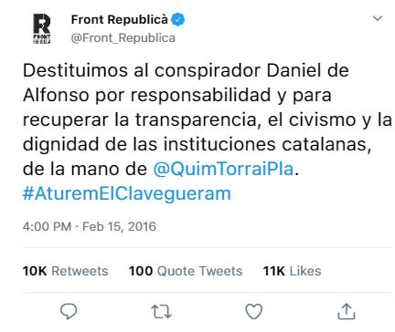 Front Republicà - @Front_Republica Baixa_24