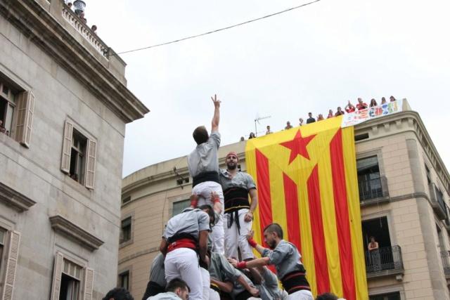 Manifestació contra la política repressiva, unionista i anti-social del Govern Mas. Eisiq010