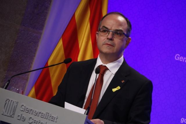 GOVERN | Comparecencia del Portaveu del Govern tras los hechos de la Vall d'Aran Foto_310