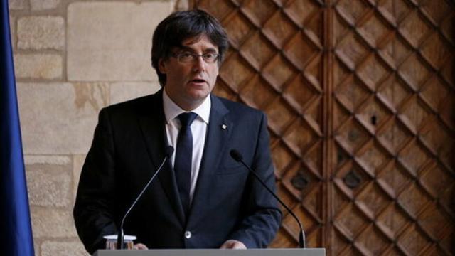 GOVERN | President Puigdemont: ''El deep state y sus cloacas, al margen del gobierno de coalición, persisten en su afán de atacar y destruir al independentismo con mentiras'' Genera10