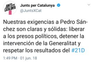@JuntsxCat | Cuenta oficial de Junts per Catalunya Img_2010