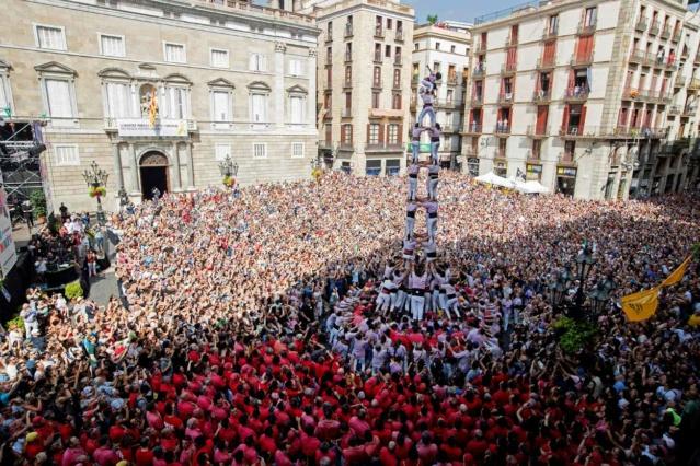 Manifestació contra la política repressiva, unionista i anti-social del Govern Mas. Jornad10
