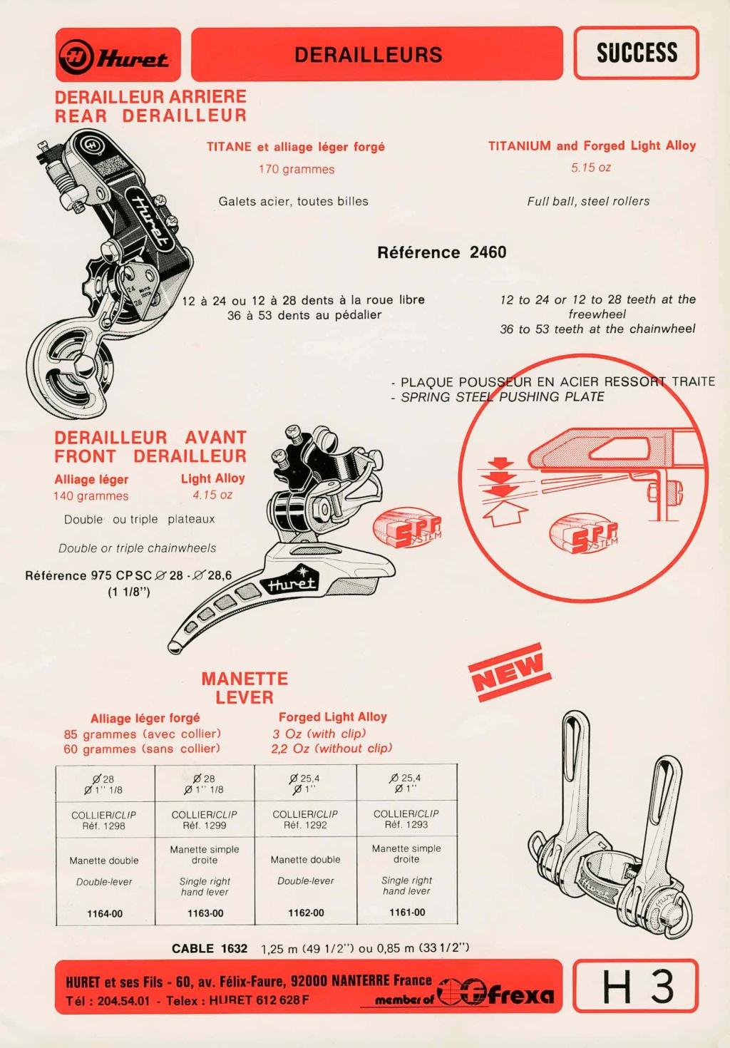 MOTOBECANE  C4    1977 Huret_11
