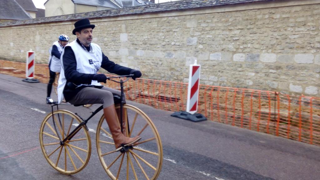 Le Paris - Rouen à Vélocipède Img_2036