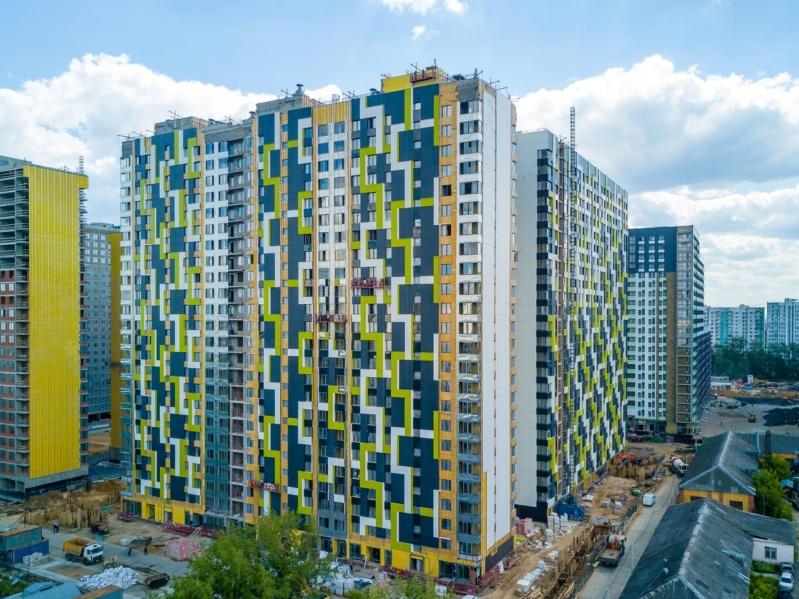 """На ЖК """"Летний сад"""" - начался монтаж фасадных конструкций! Теплозвукоизоляция под ними - лучше, чем у соседнего ЖК """"Город"""" - Страница 6 111"""