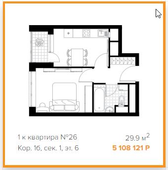 Открылись продажи квартир в корпусах 1а и 1б - Страница 2 11110