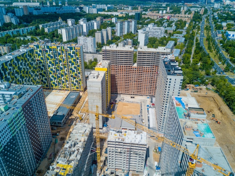 """На ЖК """"Летний сад"""" - начался монтаж фасадных конструкций! Теплозвукоизоляция под ними - лучше, чем у соседнего ЖК """"Город"""" - Страница 6 2811"""